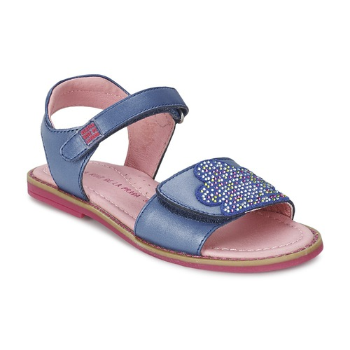 sandaler Agatha Ruiz de la Prada MISS PONZA Blå 350x350