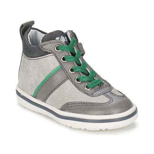 Skor Barn Höga sneakers Acebo's ABARNE Grå
