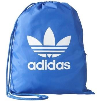 Väskor Väskor adidas Originals Gymsack Trefoil Blå