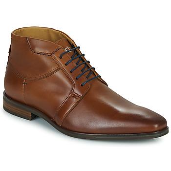 Skor Herr Boots Carlington JESSY Cognac