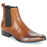 Skor Herr Boots Carlington ERINZI Cognac