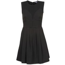 textil Dam Korta klänningar Brigitte Bardot ALEXANDRIE Svart