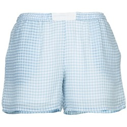 textil Dam Shorts / Bermudas Brigitte Bardot ANGELIQUE Blå / Vit