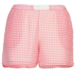 textil Dam Shorts / Bermudas Brigitte Bardot ANNE Röd / Vit