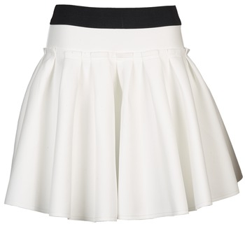 textil Dam kjolar Brigitte Bardot ARNAUDE Elfenben
