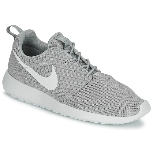 buy popular 75070 03c16 Skor Herr Sneakers Nike ROSHE ONE Grå   Vit
