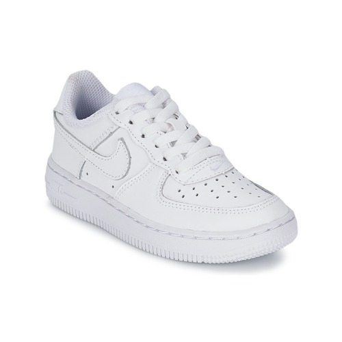 super popular 8a544 7168e Skor Barn Sneakers Nike AIR FORCE 1 Vit
