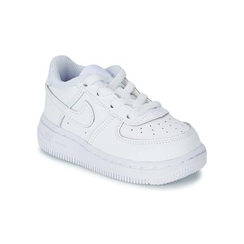 Skor Barn Sneakers Nike AIR FORCE 1 Vit