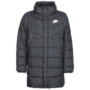 textil Herr Täckjackor Nike BRENLA Svart