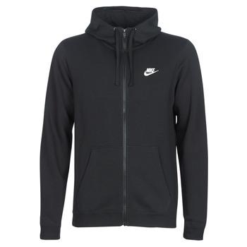 textil Herr Sweatshirts Nike HOODIE SPORT Svart