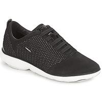Skor Dam Sneakers Geox D NEBULA Svart