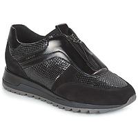 Skor Dam Sneakers Geox D TABELYA Svart