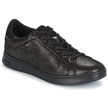 Skor Dam Sneakers Geox D JAYSEN Grå / Svart