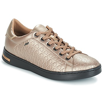 Skor Dam Sneakers Geox D JAYSEN Beige