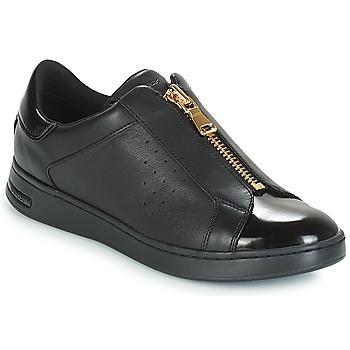 Skor Dam Sneakers Geox D JAYSEN Svart