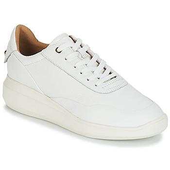 Skor Dam Sneakers Geox D RUBIDIA Vit