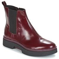 Skor Dam Boots Geox D MYLUSE Bordeaux