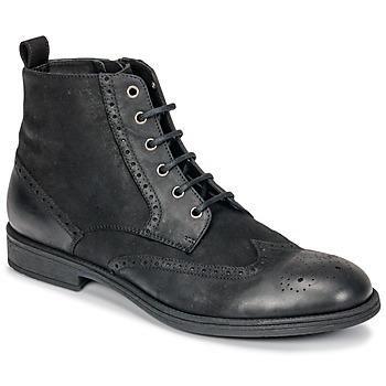 Skor Herr Boots Geox U JAYLON Svart