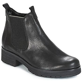 Skor Dam Boots Gabor TREASS Svart