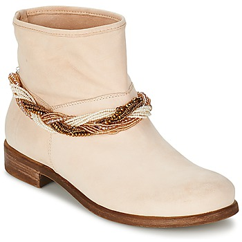 Skor Dam Boots Tosca Blu TETHYS Beige