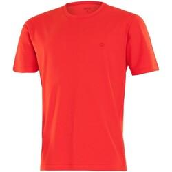 textil Herr T-shirts Impetus 7304E62 F04 Röd