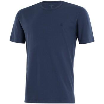 textil Herr T-shirts Impetus 7304E62 E97 Blå