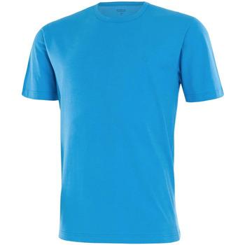 textil Herr T-shirts Impetus 7304E62 C83 Blå