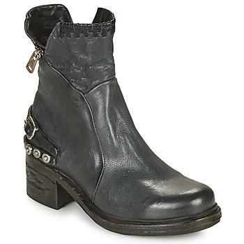 Skor Dam Boots Airstep / A.S.98 NOVA 17 Blå / Och / Svart