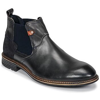 Skor Herr Boots Casual Attitude FIORELLA Grå / Mörk