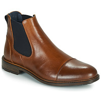 Skor Herr Boots Casual Attitude JANDY Cognac / Marin