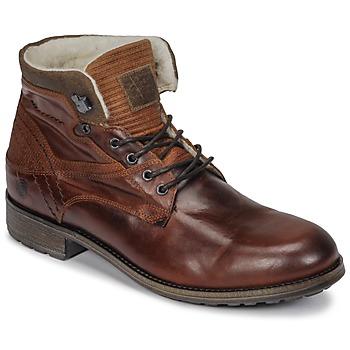 Skor Herr Boots Casual Attitude JOPA Brun