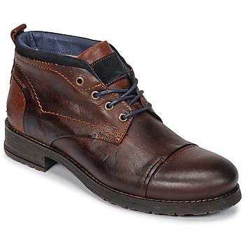 Skor Herr Boots Casual Attitude JABILON Brun