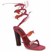 Skor Dam Sandaler Marc Jacobs MJ16385 Rosa