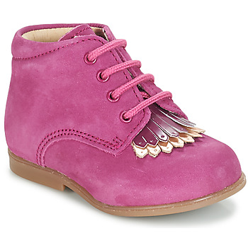 Skor Flickor Boots André LILY Fuchsia