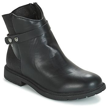 Skor Flickor Boots André LOELIE Svart