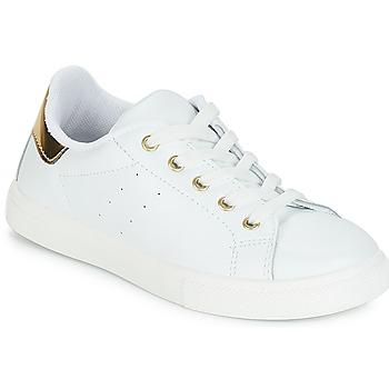 Skor Flick Sneakers André TAMARA Vit
