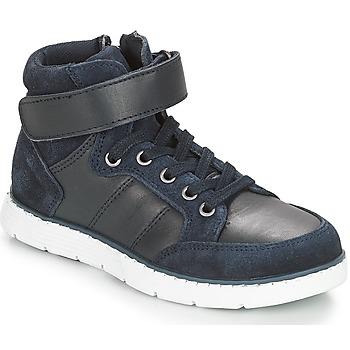 Skor Pojkar Höga sneakers André TOM Marin
