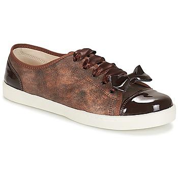 Skor Dam Sneakers André BOUTIQUE Brun