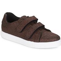 Skor Dam Sneakers André ECLAT Brons