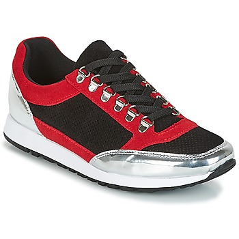Skor Dam Sneakers André SKA Röd