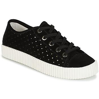 Skor Dam Sneakers André STARLIGHT Svart