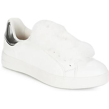 Skor Dam Sneakers André LEXIE Vit