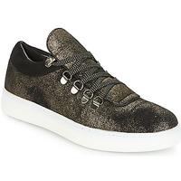 Skor Dam Sneakers André ALPINE Svart