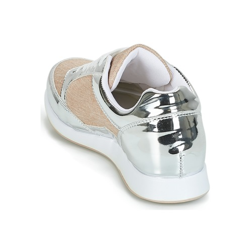 SAFARI  André  sneakers  dam  silverfärgad