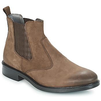 Skor Herr Boots André ZOOM Brun