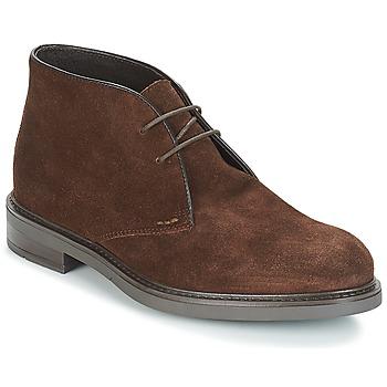 Skor Herr Boots André BOHEME Brun