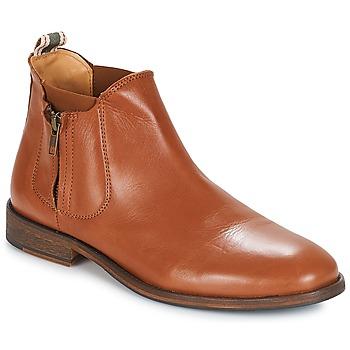 Skor Herr Boots André BARYTON Kamel