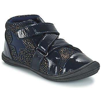 Skor Flick Boots André STAR Marin