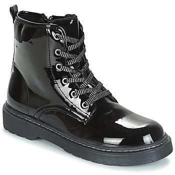 Skor Flickor Boots André ROCKABILLY Svart