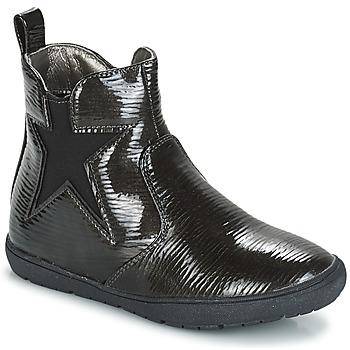 Skor Flickor Boots André FURY Svart